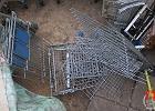 Złoty interes: kradli wózki z supermarketów
