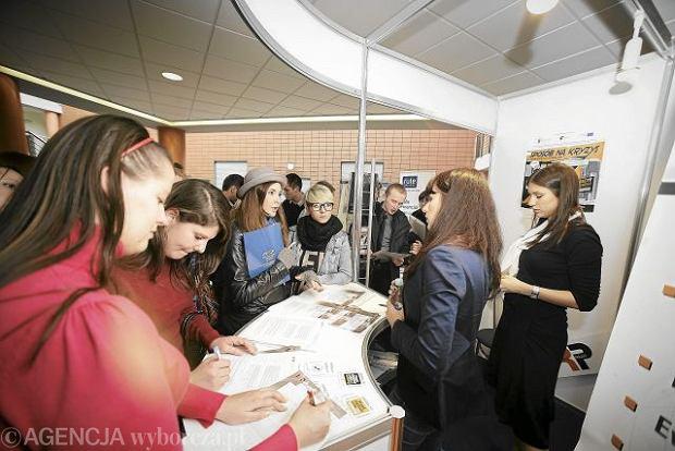 Targi pracy dla studentów w Łodzi