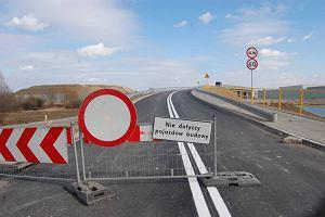 Kolejny wiadukt nad autostrad� A2 ju� otwarty