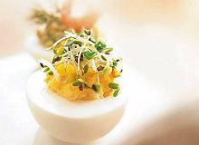 Jajka z kiełkami - ugotuj