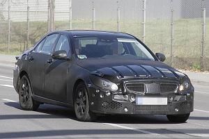 Nowy Mercedes klasy C w 2014 roku