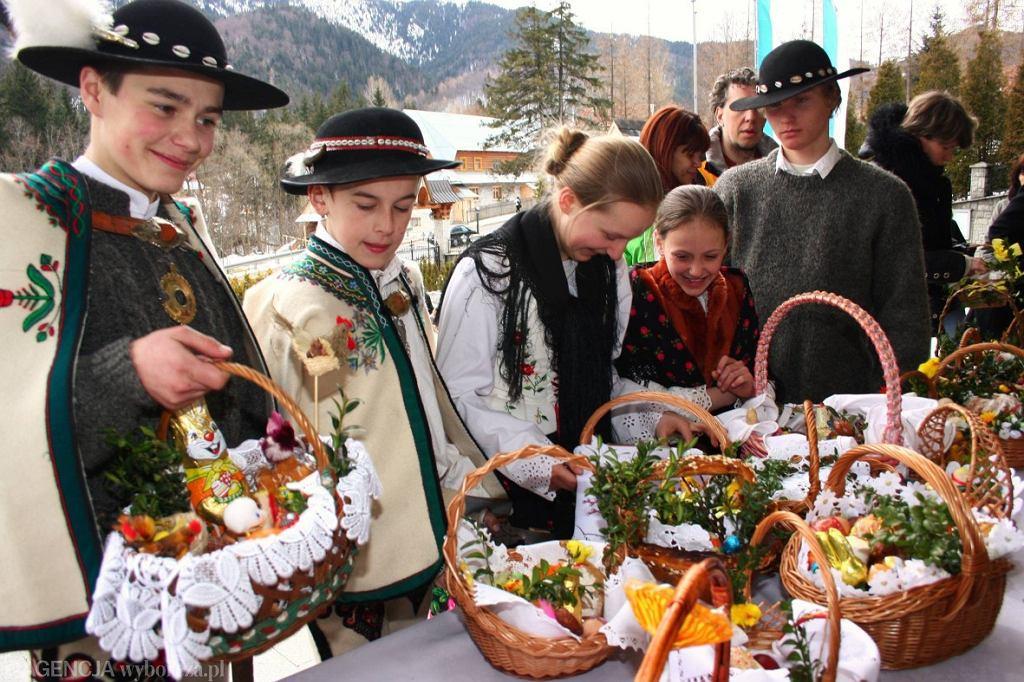 Wielkanoc w Polsce - Ma�opolska
