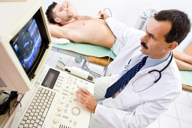 Za pomoc� USG Dopplera bada si�: nogi, narz�dy p�ciowe, narz�dy jamy brzusznej, serce, t�tnice podobojczykowe, t�tnice szyjne oraz guzy