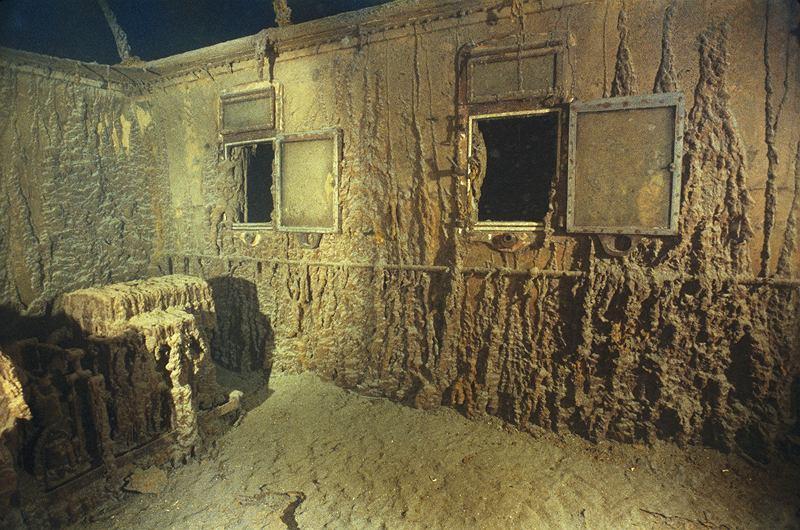 Zdjęcie numer 5 w galerii - Titanic 100 lat po katastrofie