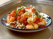 Gnocchi z pomidorami i bazylią - ugotuj