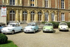 Samochody z zapomnianej bajki | Panhard