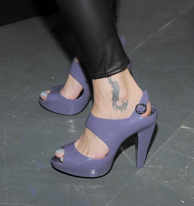 Szulim Agnieszka buty tatuaz