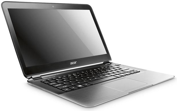 Ultrabooki: komputery lekkie jak piórko, laptopy, komputery, Acer