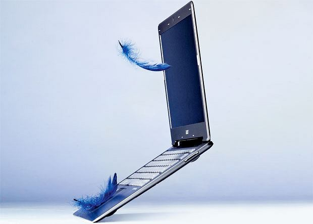 Ultrabooki: komputery lekkie jak piórko -  Acer Aspire