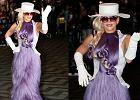 Lady Gaga w kreacji z w�os�w - czy to nowy trend?