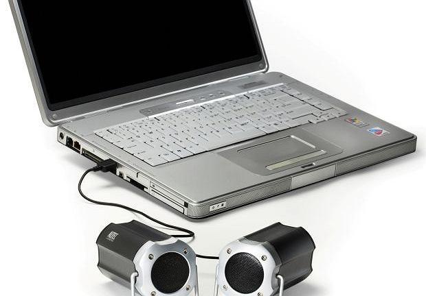 Głośniki Altec Lansing Orbit USB Stereo