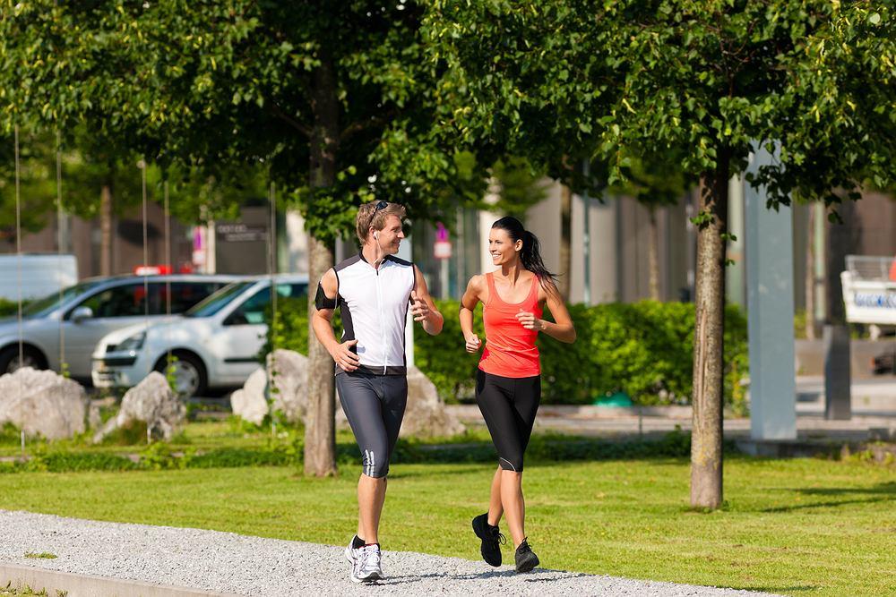 Postaw na jogging!