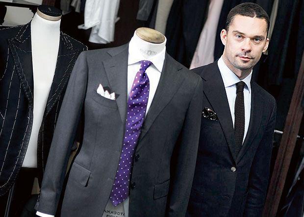 Akademia stylu: jakość garniturów. W przygotowaniu tekstu pomógł nam Sebastian Piskała z pracowni Private Tailor.