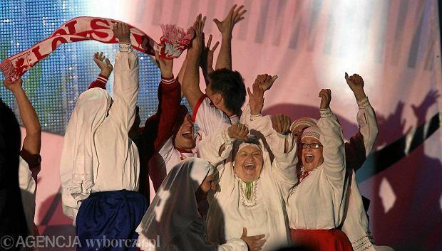 """Euro 2012. Norwegom podoba si� piosenka """"Ko ko Euro Spoko"""""""