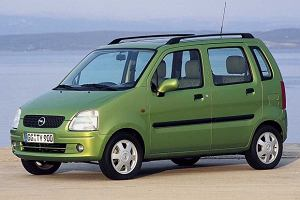 Opel Agila (2000-2006) - opinie Moto.pl
