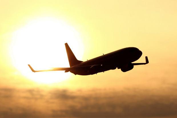Podr�owanie samolotem