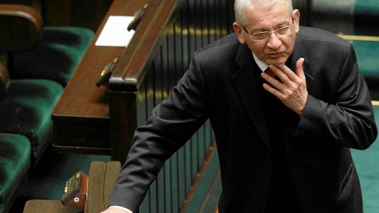 Ludwik Dorn w Sejmie