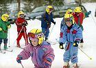 Jak z bezradnego malucha zrobi� dzielnego narciarza