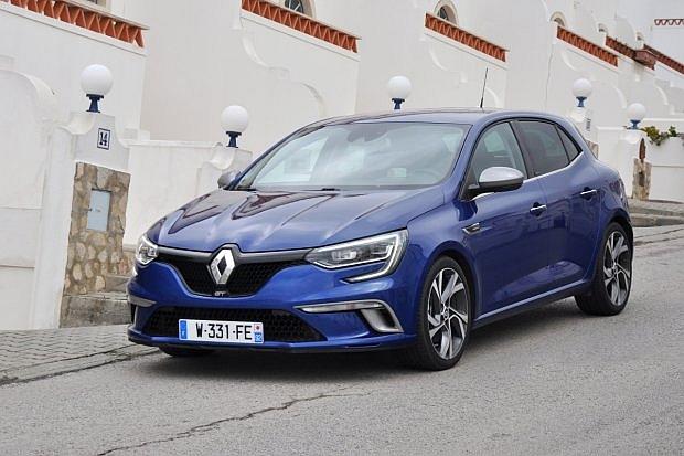 Renault Megane | Pierwsza jazda -