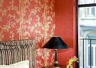 Wzory tapet: papierowych, winylowych i tkaninowych