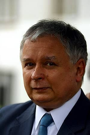Lech Kaczy�ski