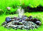 Ma�a woda w ogrodzie