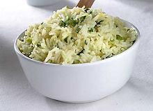 Ryż z trawą cytrynową - ugotuj
