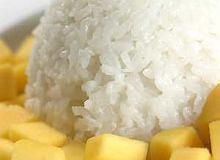 Ryż puddingowy z mango - ugotuj
