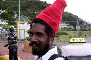 Karaiby. St. Vincent, Czarna Per�a Karaib�w: Wakacje w rytmie reggae