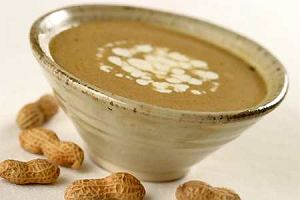Zupa z Gambii na pa�cie z orzeszk�w ziemnych