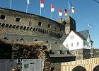 Nadrenia-Palatynat: Zamek �o�nierzy i poet�w
