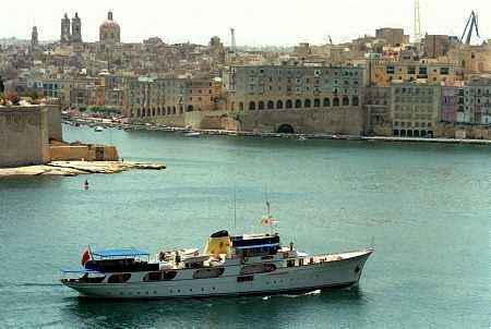 Podr�e Marze�: Malta