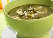 Zupa winna z kurczaka i szparagów - ugotuj