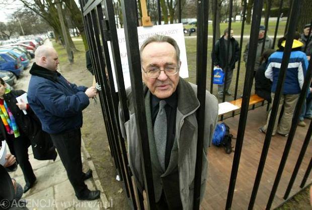 Zmar� Wojciech Gie��y�ski - reporter i podr�nik z powo�ania