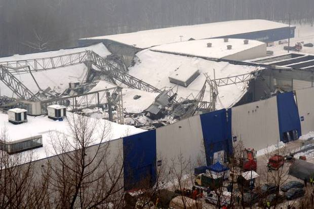 12 lat po tragedii w Katowicach: wygrany pozew za zawalenie hali MTK