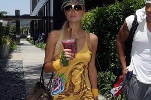 Paris Hilton chodzi z Maryj� Dziewic�