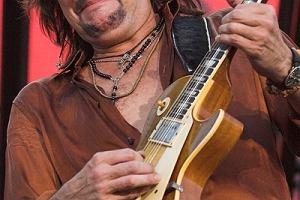 Richie Sambora podupadł na zdrowiu