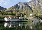 Norwegia z wody i z lądu. Z nosem w bulaju