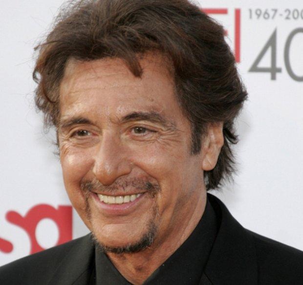 """Al Pacino chce wystąpić w """"Tańcu z gwiazdami"""""""