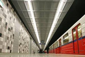 Dzia�a ju� stacja Metro-S�odowiec