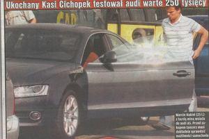 Marcin Hakiel kupi samoch�d za 250 tysi�cy z�otych?