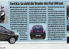 Nowy Ford Ka ujawniony