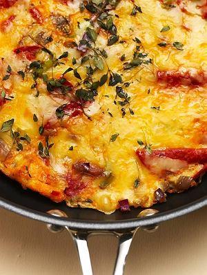 Hiszpa�ski omlet z ziemniakami