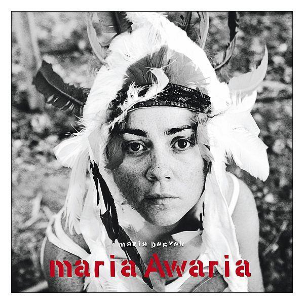 Maria Awaria - okładka płyty