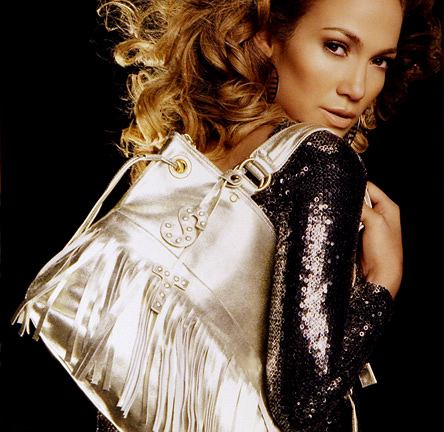 Jennifer Lopez dla Samantha Thavasa fot. Splash News/East News