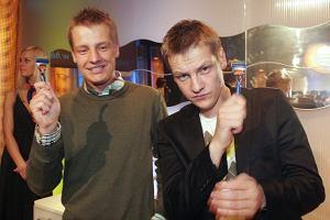 Rafa� i Marcin Mroczek