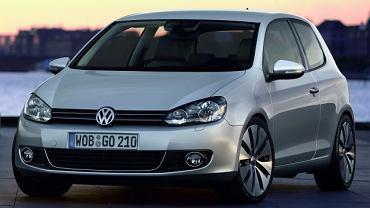 Volkswagen Golf VI - najlepszy samochód roku