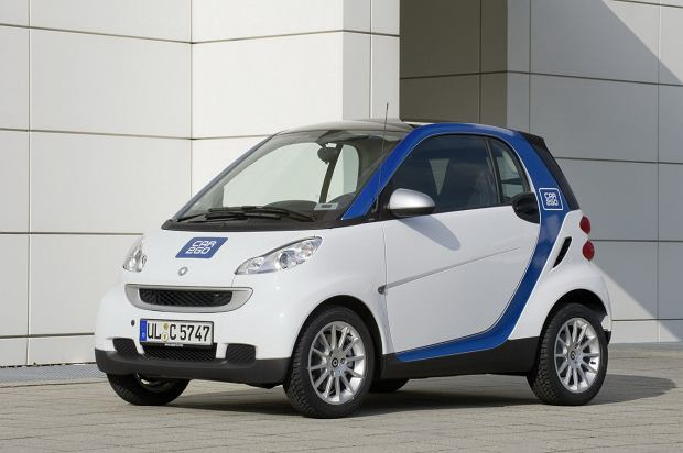 Smart Fortwo - car2go