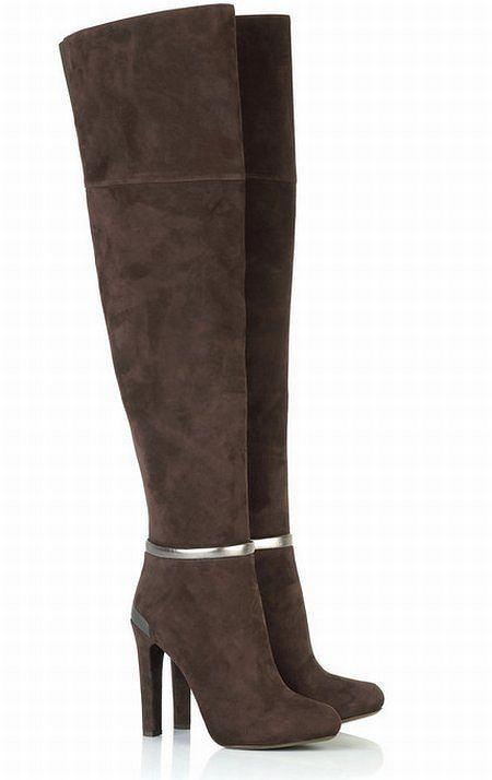 Комментарий: Женская зимняя обувь коллекция осень-зима от Роннон - модная обувь для