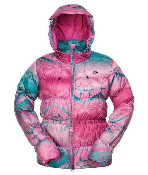 Kolorowe kurtki Nike